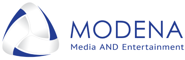 modena media entertainment logo