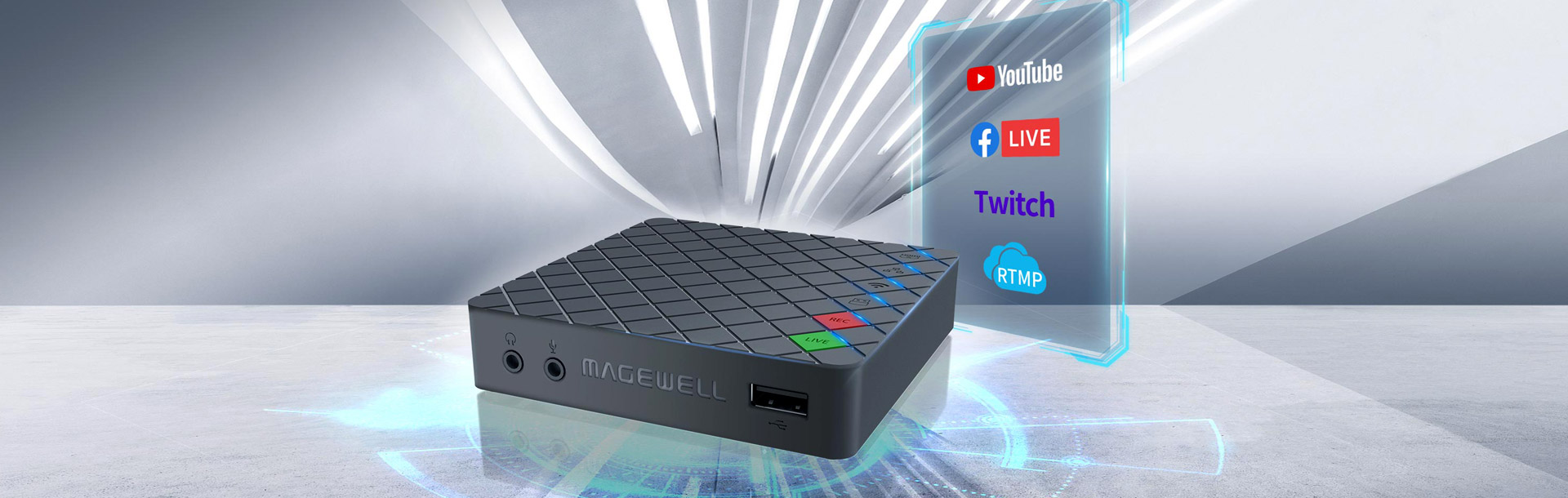 Madgewell Audio and Video capture