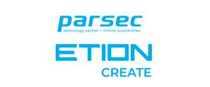 Parsec is now ETION Create